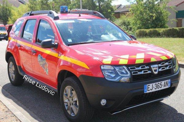 VLHR Dacia Doster du CI de Lapalisse