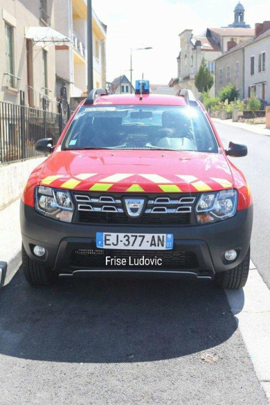 VLHR Dacia Doster du CI de Montmarault