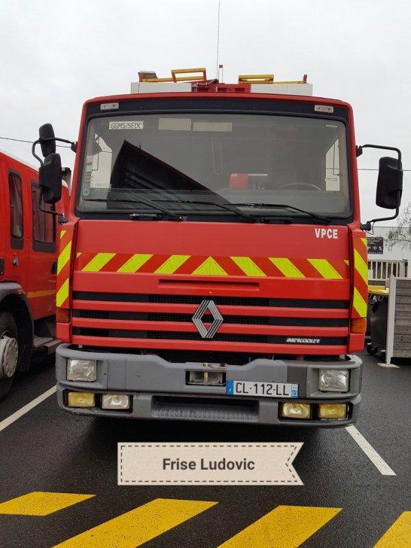 VPCE + Cellule d'entrainement Lutte contre l'Incendie