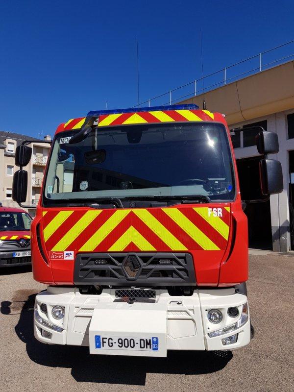 FSR du CSP Moulins