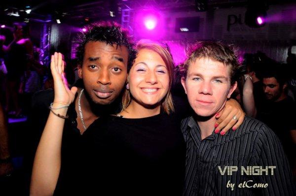 Soirée Crazy Vodka@Pure Club  8-p