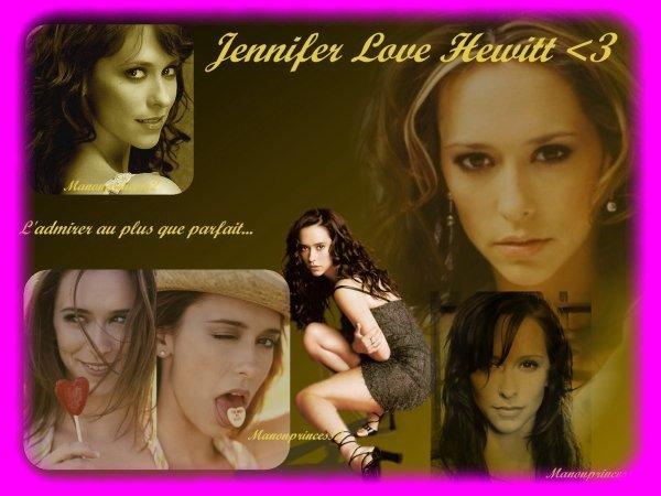 Bienvenue sur un tout nouveau blog consacré à Jennifer Love Hewitt <3