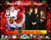 harry potter  merry chrismas