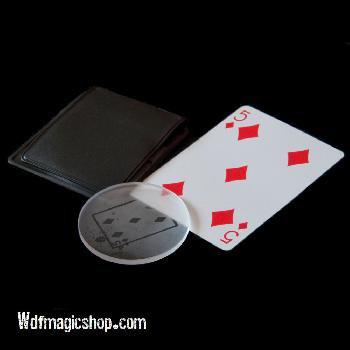 Verre fantôme - Prédiction de carte