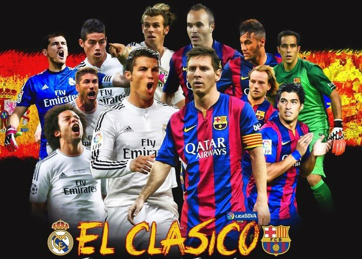 Real VS Barca
