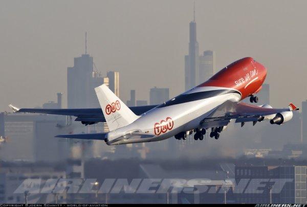 Nouveau jouet: Boeing 747-400 F