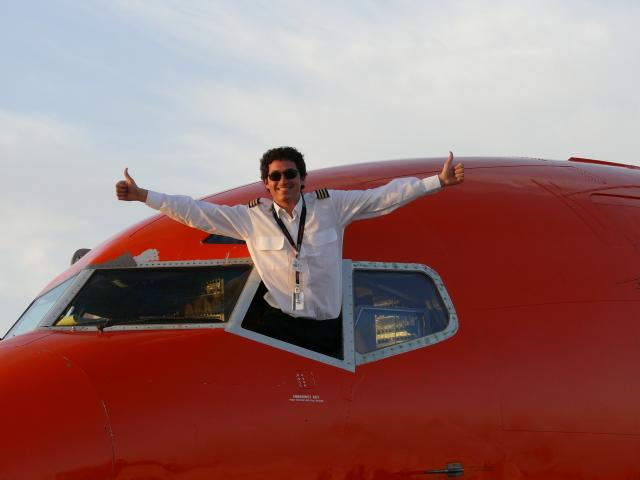 Devenir pilote de Boeing 737 à 23 ans