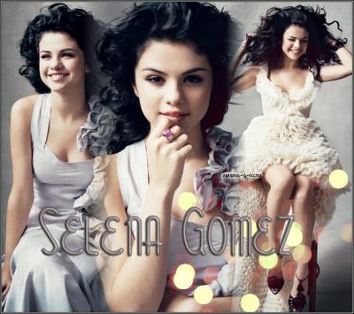 Newsletter Selena-G-Actu !