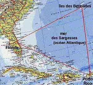 Le mystère du triangle des bermudes enfin élucidé!
