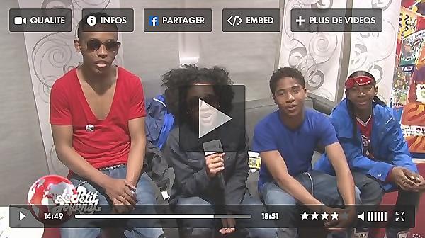 08/05 :Les Mindless sont enfin passé sur le petit journal de canal + le 8 mai 2012.