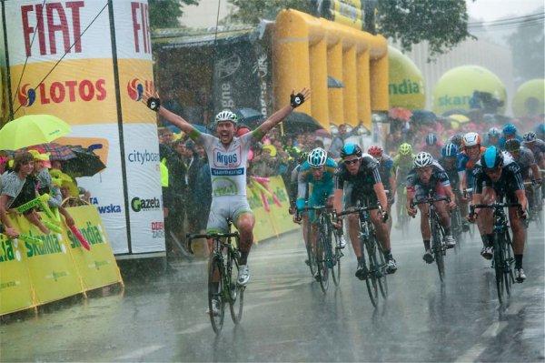 Tour de Pologne 2012, 7eme et dernière étape Cracovie / Cracovie