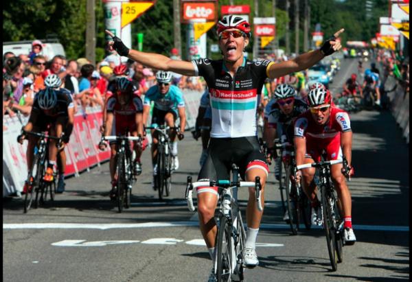 Tour de Wallonie, 3eme étape Marche-en-Famenne / Beaufays