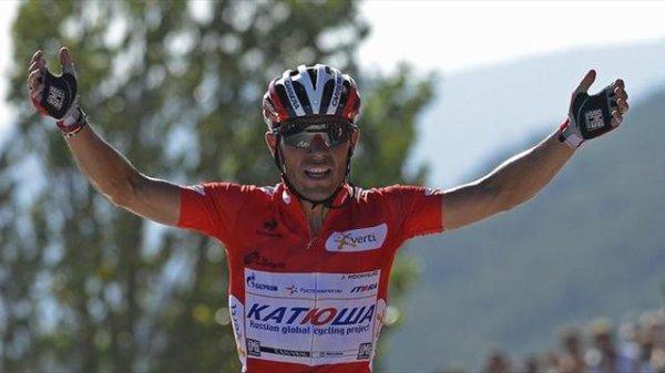 Tour d'Espagne 2012, 12eme étape : Rodriguez résiste...