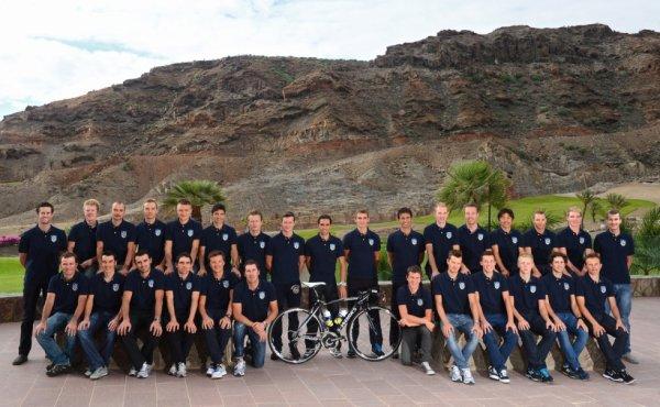 Présentation des équipes 2013 (15) : Saxo Bank-Tinkoff Bank (World Tour)