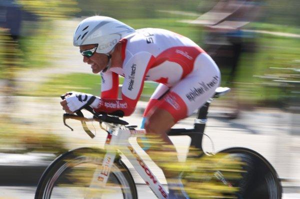 Tour de San Luis 2013 (4eme étape) : le chrono pour Svein Tuft...