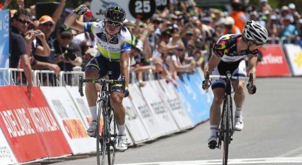Tour Down Under 2013 (5eme étape) : l'étape reine pour Gerrans...