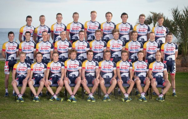 Présentation des équipes 2013 (25) : Lotto-Belisol (World Tour)