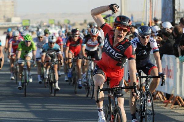 Tour du Qatar 2013 (1ere étape) : Bookwalter surprend les sprinters...
