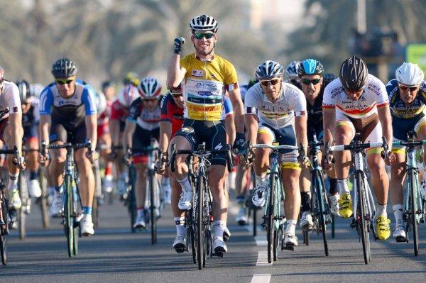 Tour du Qatar 2013 (6eme étape) : la razzia de Cavendish...