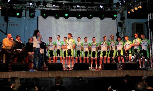 Présentation des équipes 2013 (28) : Bardiani Valvole-CSF Inox (Continentale Pro)