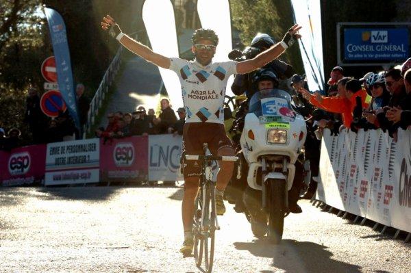 Tour Méditerranéen 2013 (4eme étape) : Péraud règne sur le Mont Faron...