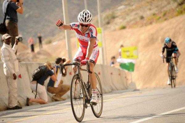 Tour d'Oman (4eme étape) : Rodriguez répond présent dans la 1ere étape de montagne...