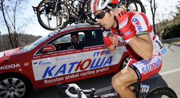 L'UCI officialise le retour de Katusha en 1ere division...