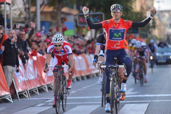 Ruta Del Sol 2013 (3eme étape) : victoire et général Pour Valverde...