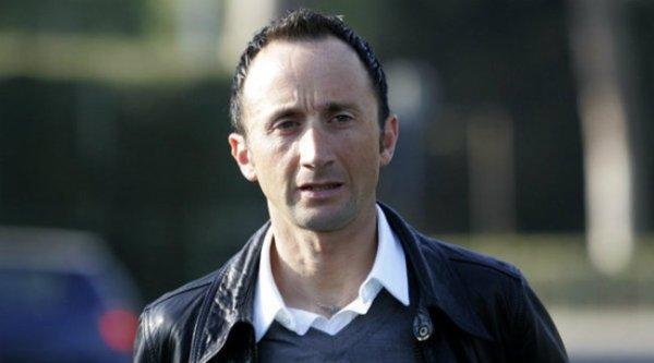 """Davide Rebellin, l'un des """"doyens"""" du peloton..."""