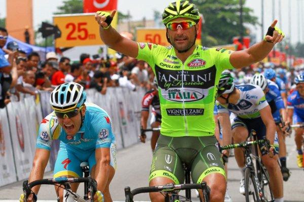 Tour de Langkawi 2013 (4eme étape) : l'italien Chicchi s'impose au sprint...