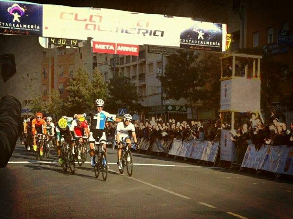 Clasica De Almeria 2013 : Mark Renshaw vainqueur au sprint...