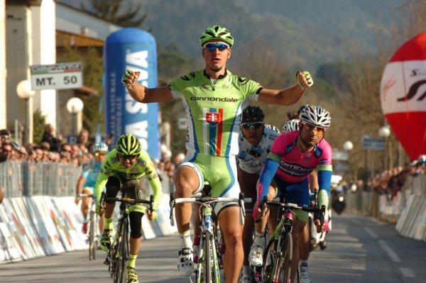 Grand Prix de Camaiore 2013 : Sagan annonce la couleur...