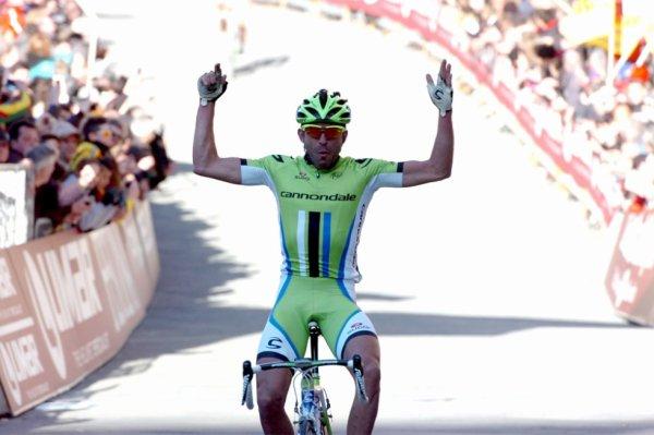 Strade Bianche 2013 : Moreno Moser l'emporte...