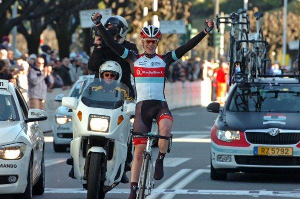 Grand Prix Nobili 2013 : le jeune Bob Jungels décroche la victoire...