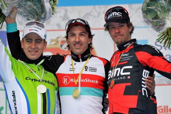 Grand Prix E3 2013 : la passe de 3 pour Fabian Cancellara...