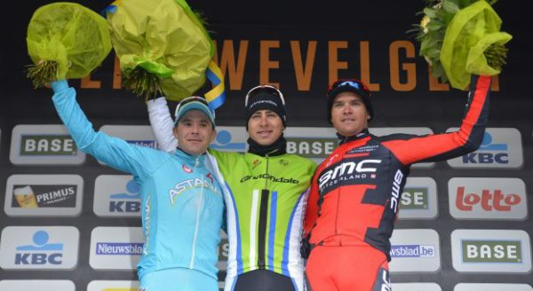 Gand-Wevelgem 2013 : Peter Sagan s'impose en solitaire tandis que Boonen chute et Cancellara abandonne...
