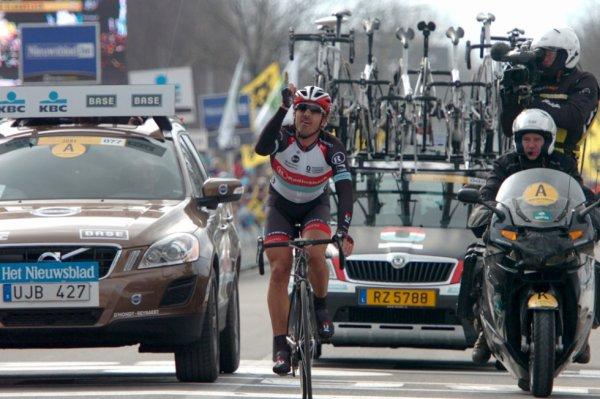 """Tour des Flandres 2013 : le deuxième """"Ronde"""" de Fabian Cancellara... la poisse pour Tom Boonen..."""