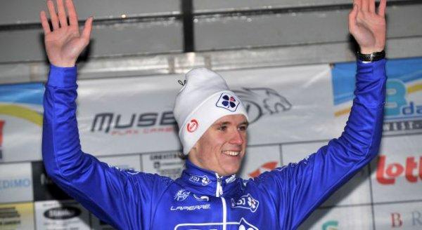 Grand Prix de Denain 2013 : Arnaud Démare...au quart de tour...