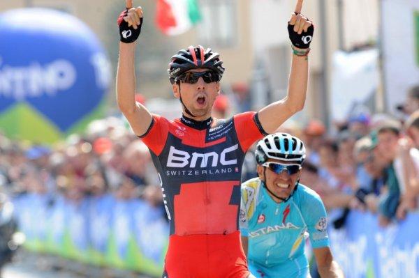 Tour du Trentin 2013 (3eme étape) : Santaromita, le jour de gloire d'un gregario...