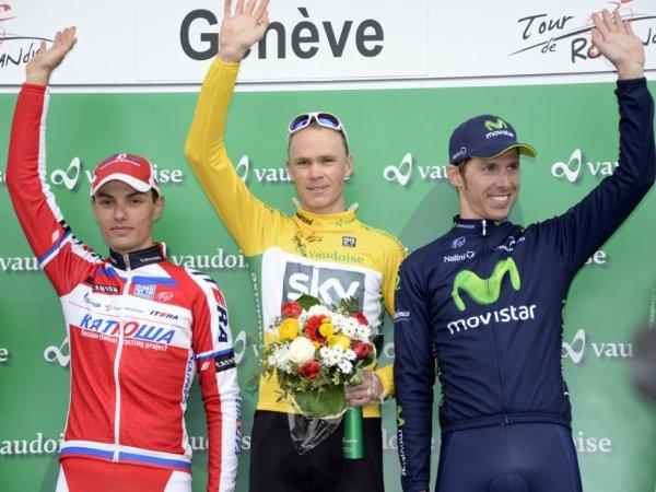 Tour de Romandie 2013 (5eme étape) : Tony Martin remporte le chrono, Chris Froome le général...
