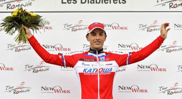 Grand Prix de Francfort 2013 : Simon Spilak vainqueur face au lauréat 2012...