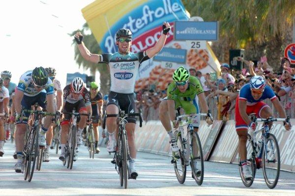 Tour d'Italie 2013 (6eme étape) : deuxième victoire pour Cavendish...