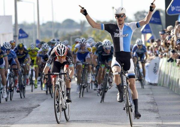 Tour de Norvège 2013 (3eme étape): Theo Bos décroche la victoire...