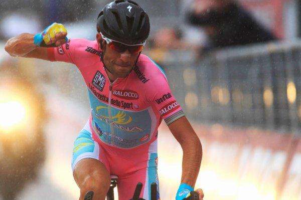 Tour d'Italie 2013 (18eme étape CLM): Nibali en état de grâce, survole le chrono...