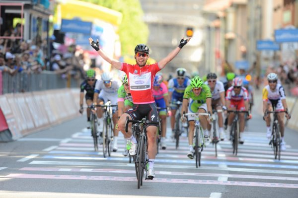Tour d'Italie 2013 (21eme étape): Cavendish vainqueur au sprint, Nibali remporte l'épreuve...
