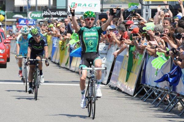 Critérium du Dauphiné Libéré 2013 (6eme étape) : Thomas Voeckler renoue avec la victoire...