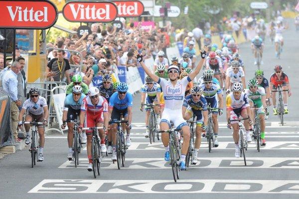 Tour de France 2013 (1ere étape Porto-Vecchio / Bastia): Marcel Kittel remporte une étape...surréaliste...