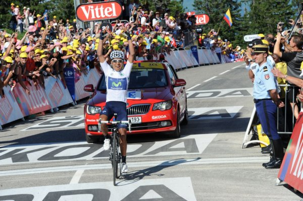 Tour de France 2013 (20eme étape : Annecy / Annecy-Semnoz) : Nairo Quintana impérial, Alberto Contador perd le podium...