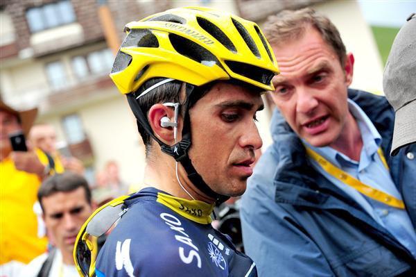 Tour de France 2013 (20eme étape : Annecy / Annecy-Semnoz) : Alberto Contador échoue au pied du podium...