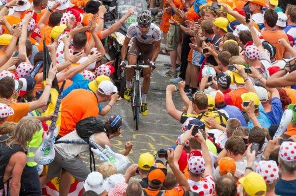 Tour de France 2013 : la déception française, Christophe Riblon sauve les meubles...